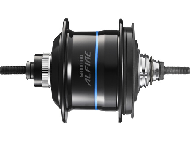 Shimano Alfine Di2 SG-S7051-8 - Buje - Disco 8 velocidades Center-Lock negro